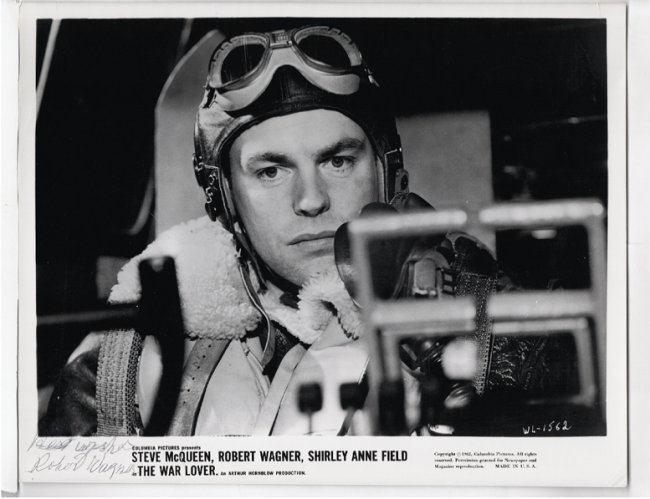 Robert Wagner - 8x10 Photo W/ Certificate