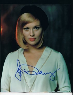 Faye Dunaway - 8 X 10 Photo W/ Certificate