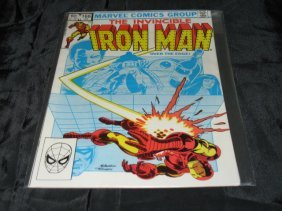 Iron Man (1st Series) #166