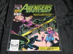 Avengers Spotlight (1st Series) #24