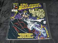 The West Coast Avengers #23