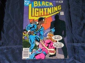 Black Lightning (1st Series) #7