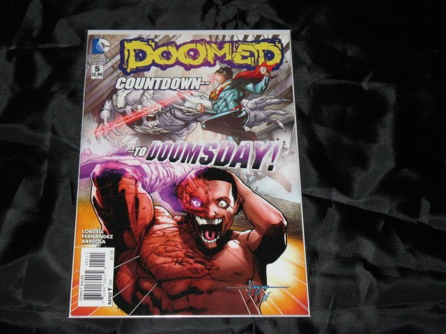 Doomed (2nd Series) #5
