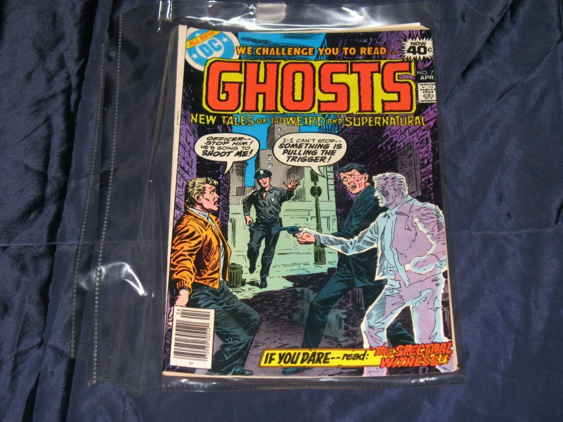 Ghosts #75
