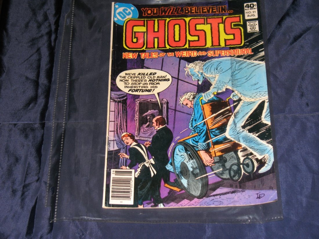 Ghosts #91