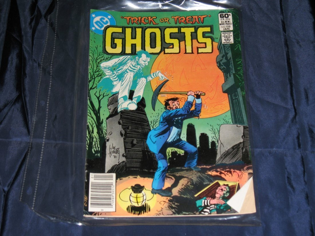 Ghosts #108