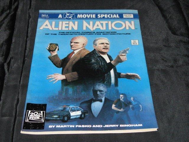 Alien Nation #1