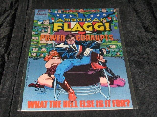 American Flagg! (Howard Chaykin's…) #1