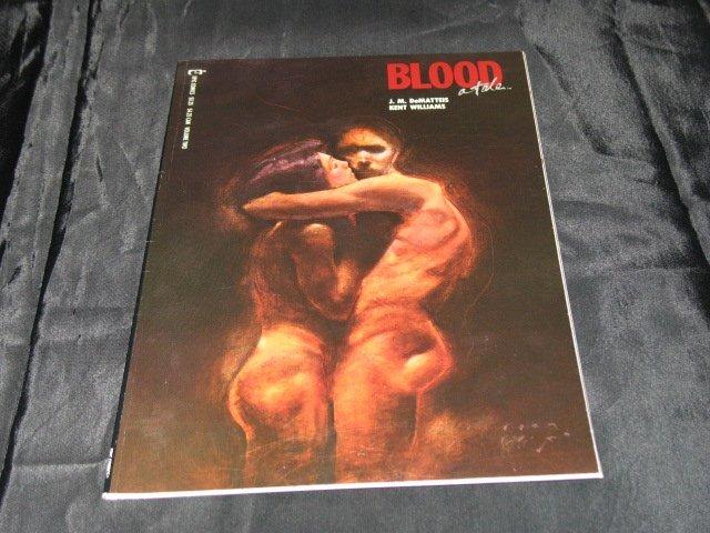 Blood A Tale #2
