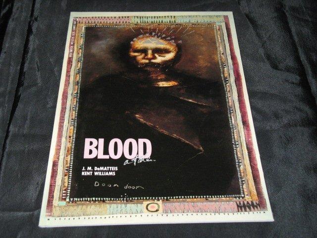 Blood A Tale #4