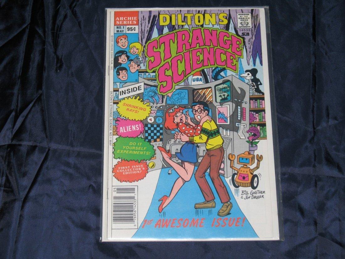 Dilton's Strange Science #1