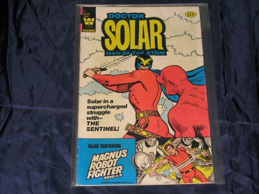 Doctor Solar Man of the Atom #31