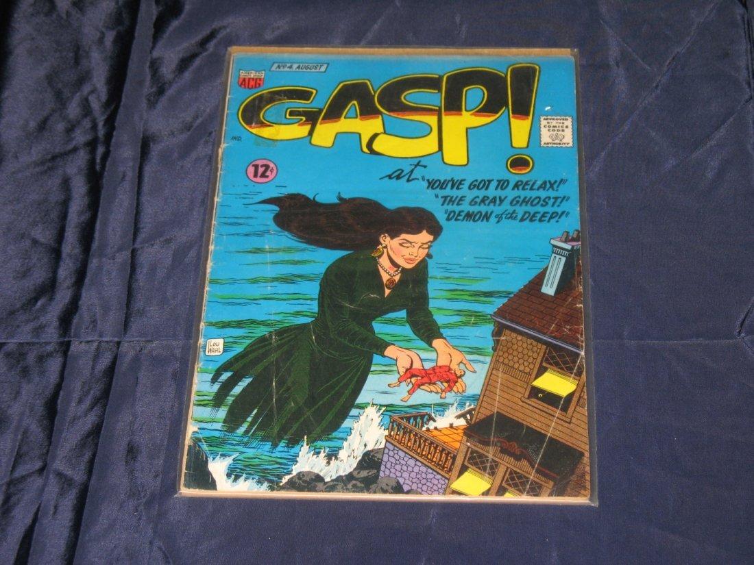 Gasp! (ACG) #4