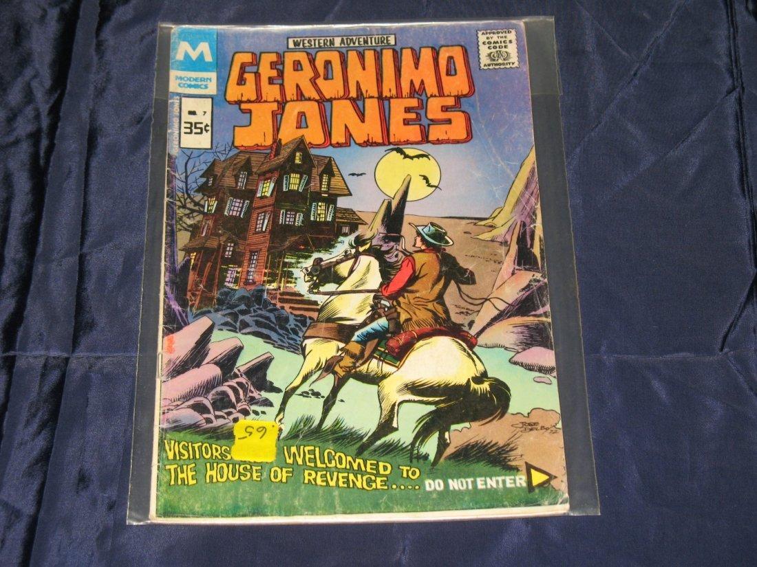 Geronimo Jones #7-2