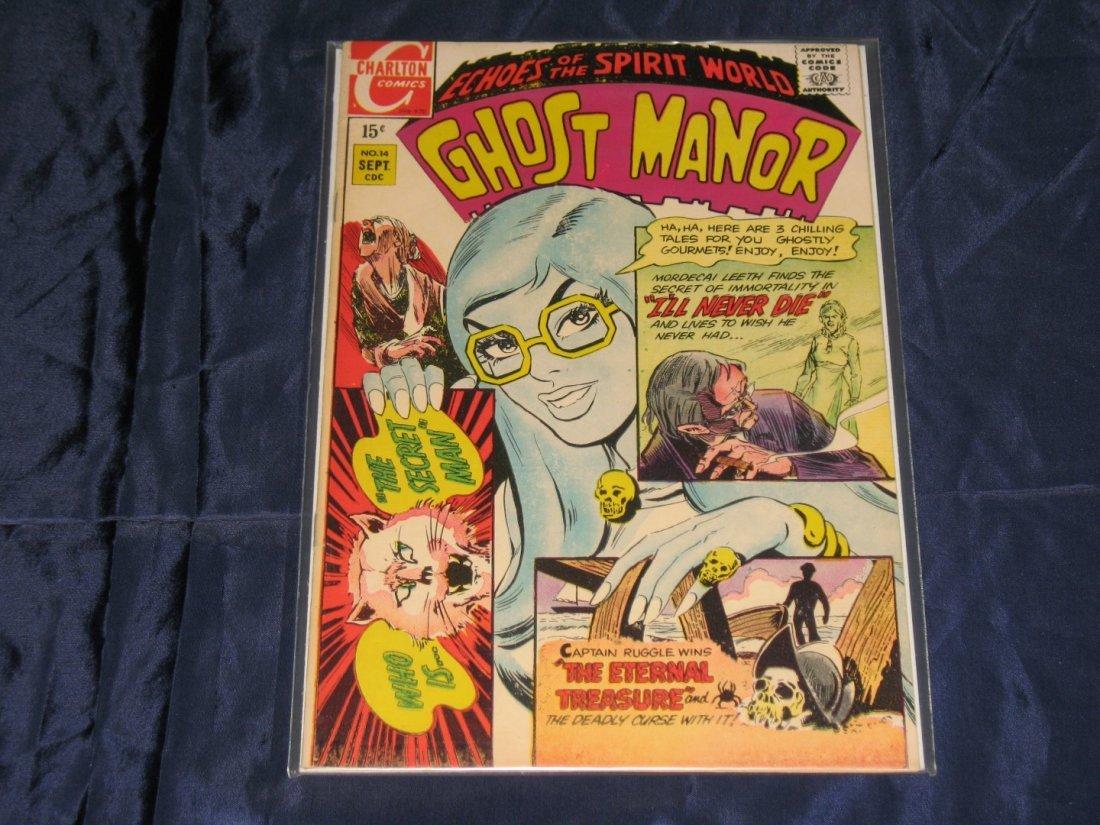 Ghost Manor (1st Series) #14