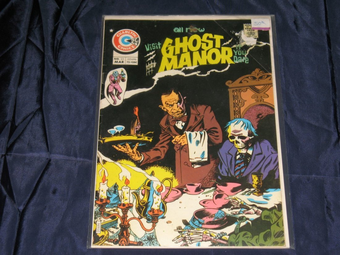Ghost Manor (2nd Series) #22
