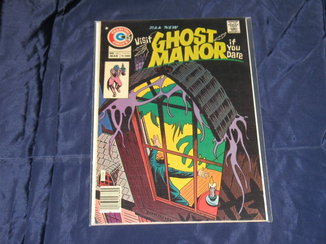 Ghost Manor (2nd Series) #28