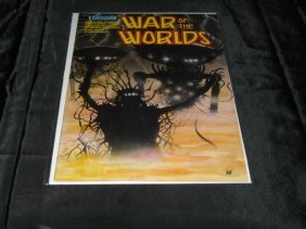 War Of The Worlds (eternity) #1