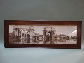 Cardenell Vincent Co.: Sepiatone Panoramic Photograph