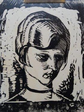Ejnar Hansen: Girl With Choker P1022