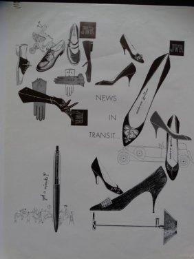 Jw Robinson's Ad Proof: News In Transit Bw014