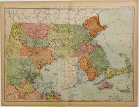 Massachusetts & Boston, 1892