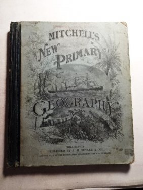 1879 The New Physical Geography Illustrated