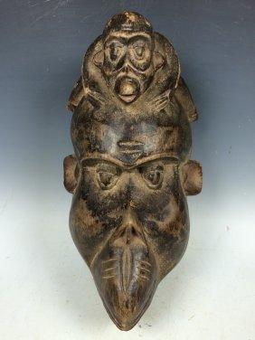 Monkey Bulu Mask