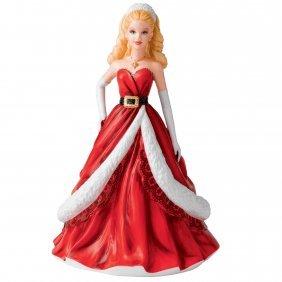 Group Of 6 Royal Doulton Christmas Figurines