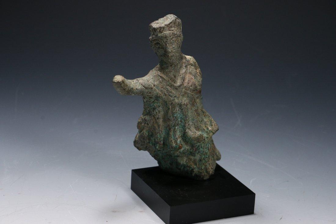 Roman Bronze Statuette ca. 300 A.D.