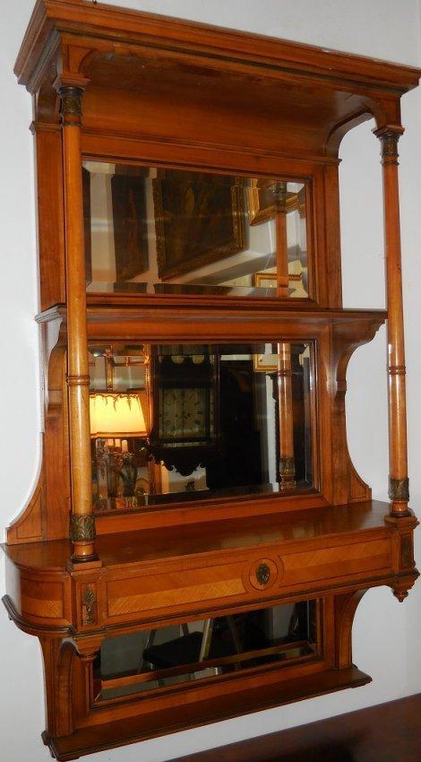 Superb Antique Signed Portois & Fix Wien Hanging