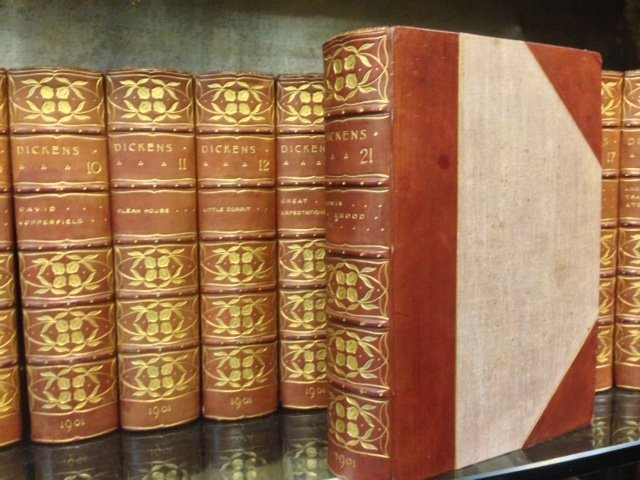 The Works of Charles Dickens, The Authentic Edition
