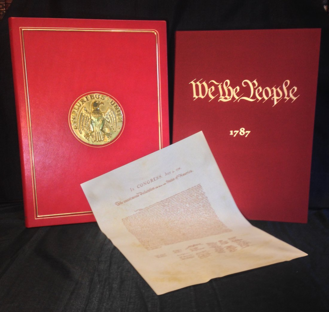 We The People Folio Limited Edition #102/250.