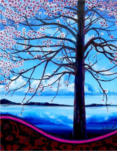 Oil on Canvas Original Tello