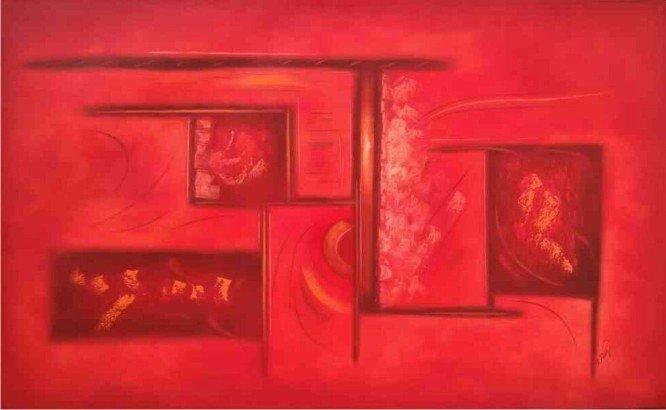 Oil on Canvas Original Suarez