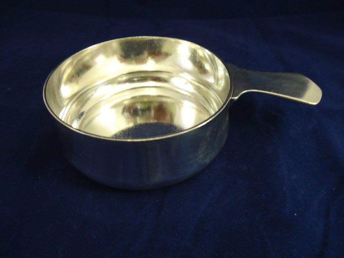 Tiffany sterling heavy Porringer Child's bowl