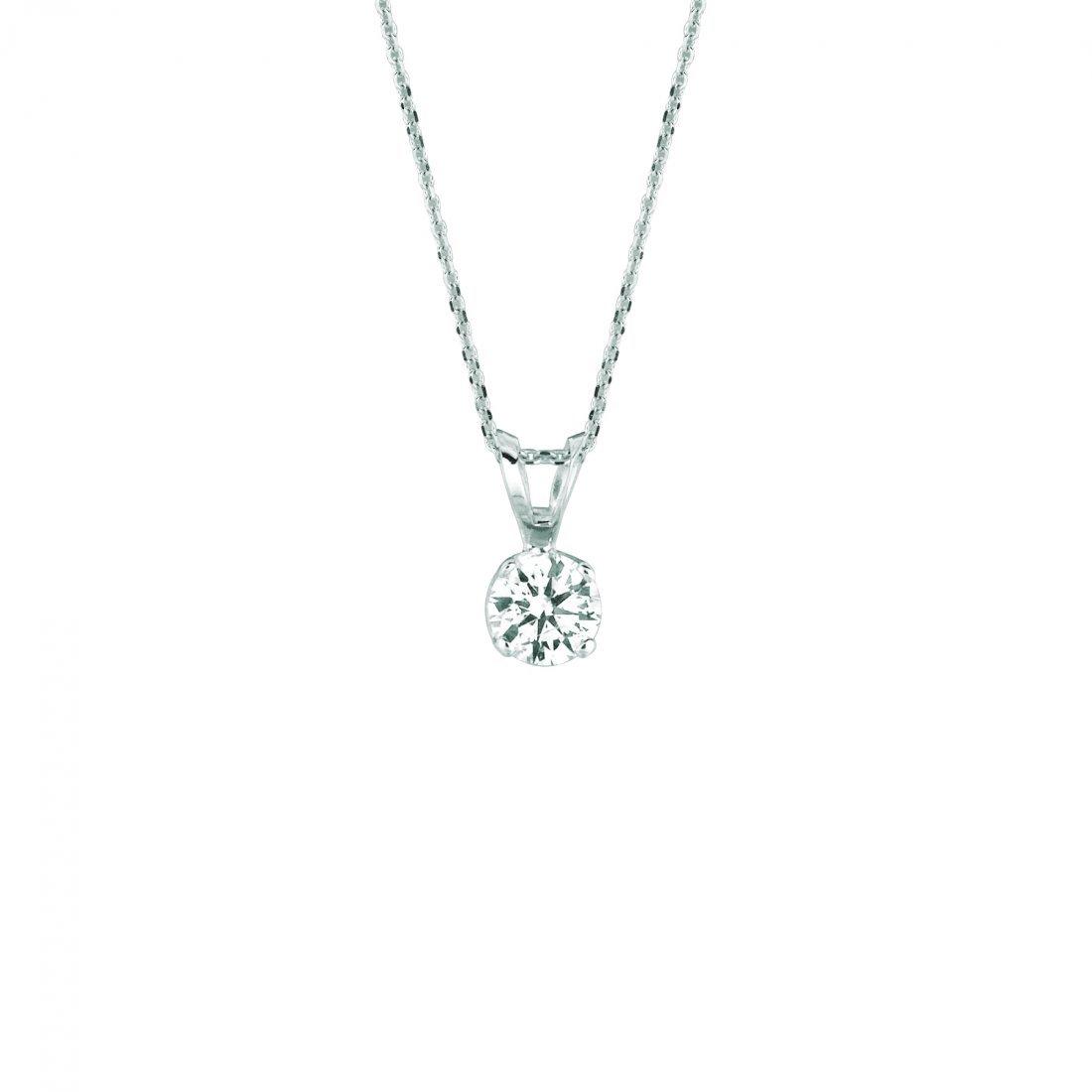 20 pointer diamond necklace