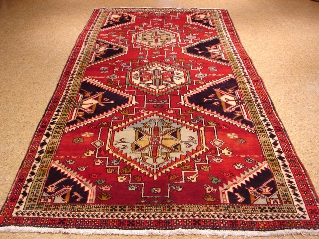 Extremely durable 10'x5' North west Persian Gallery