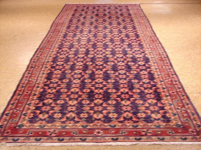 """Wide long 12'.2""""x3'.6"""" North West Persian Runner"""