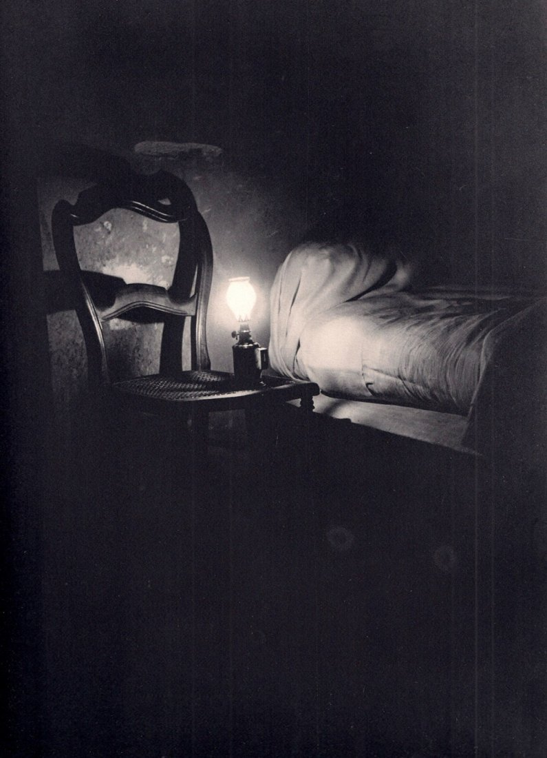 Martin, Georges - Night Lamp