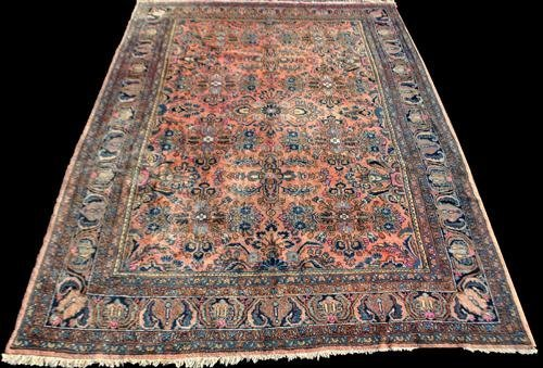 VERY GORGEOUS TRADITIONAL SEMI ANTIQUE PERSIAN LILIAN
