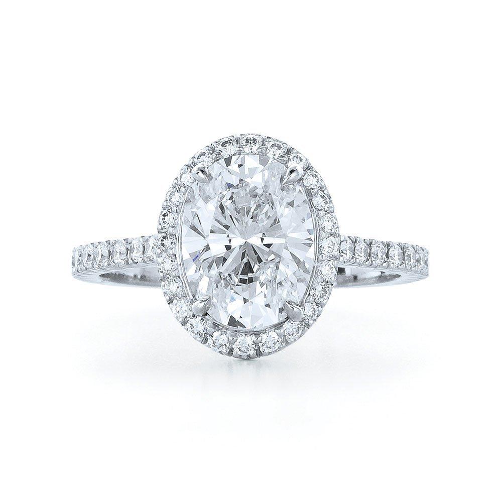 Natural Diamond Ring 1.10 cts - EGL