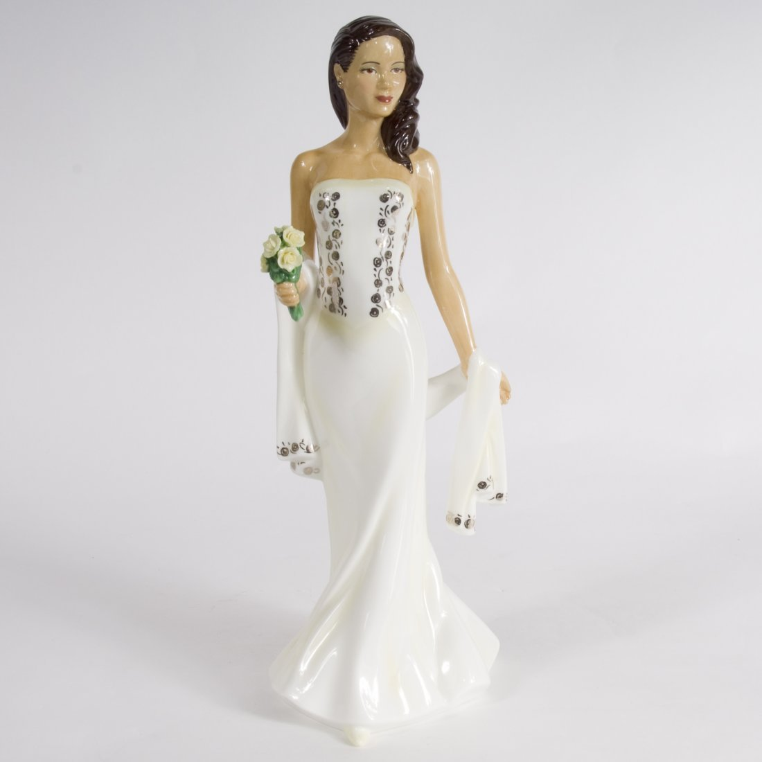 "Royal Doulton Figurine Christina  HN5060, H. 8.75"","