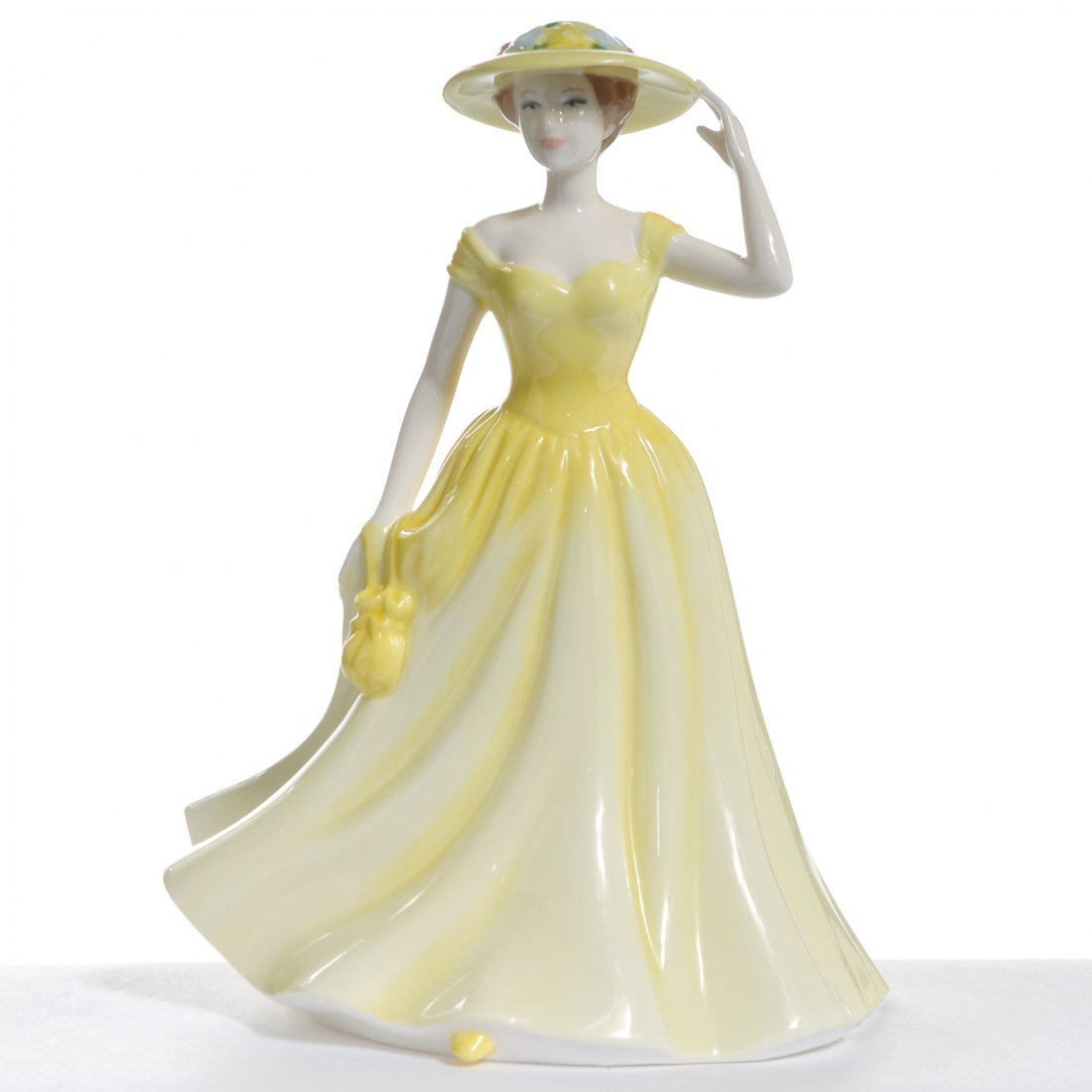 "Royal Doulton Figurine Springtime  HN4586, H. 6"","
