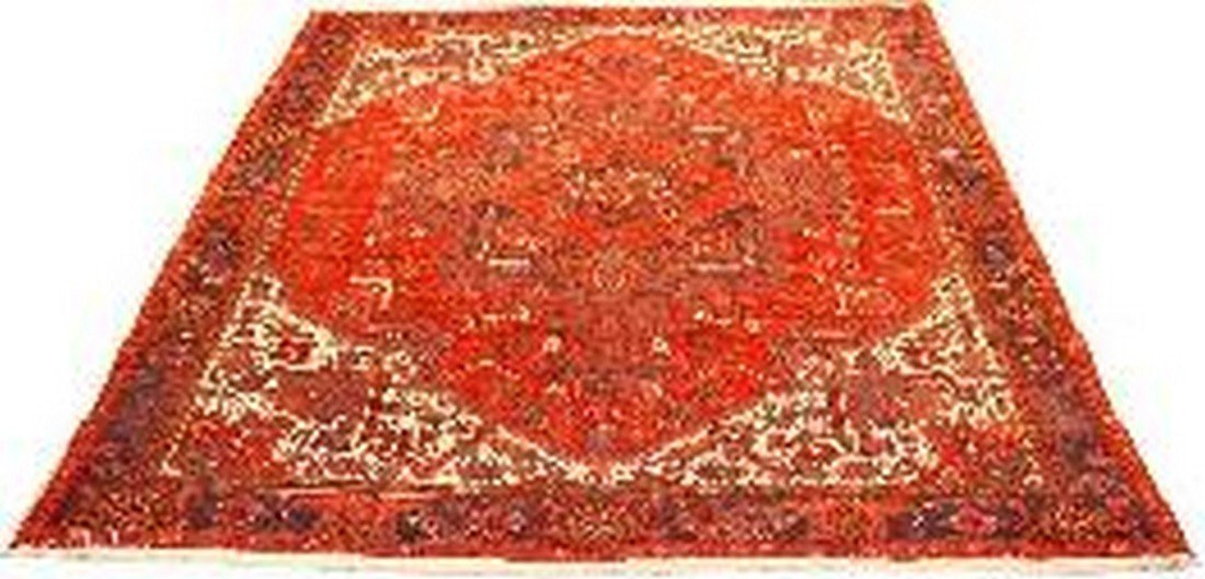 """Persian Rug Heriz Hand Knotted 12'7"""" X 9'3"""""""