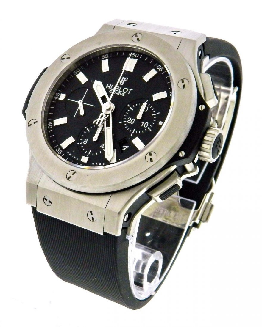 HUBLOT BIG BANG 301.SX.1170.RX STEEL CHRONOGRAPH AUTO