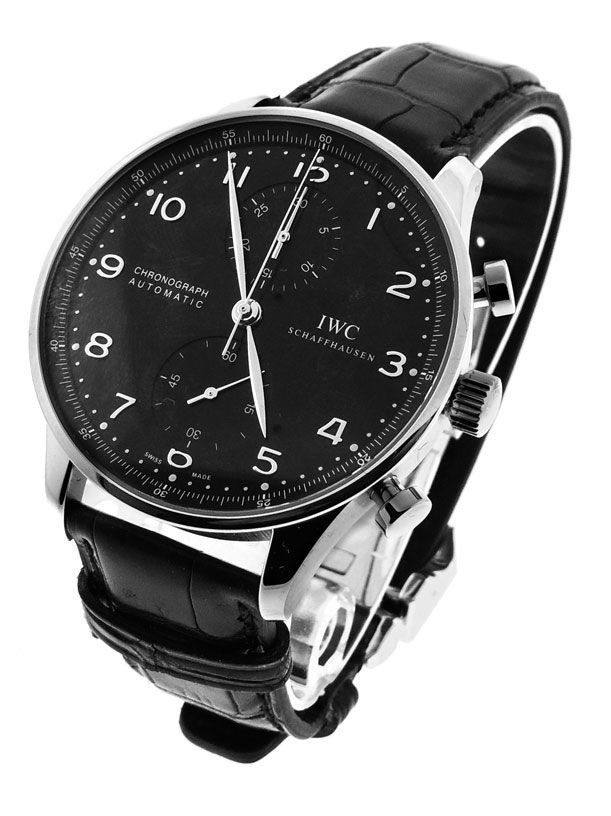 IWC IW371447 PORTUGUESE AUTOMATIC CHRONOGRAPH WATCH