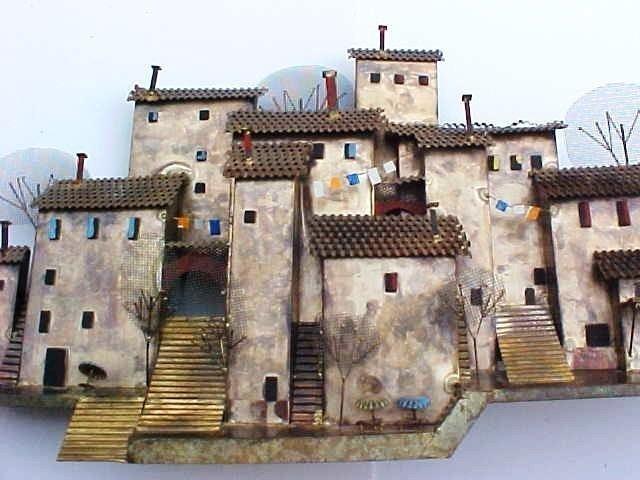 Curtis Jere Italian Village
