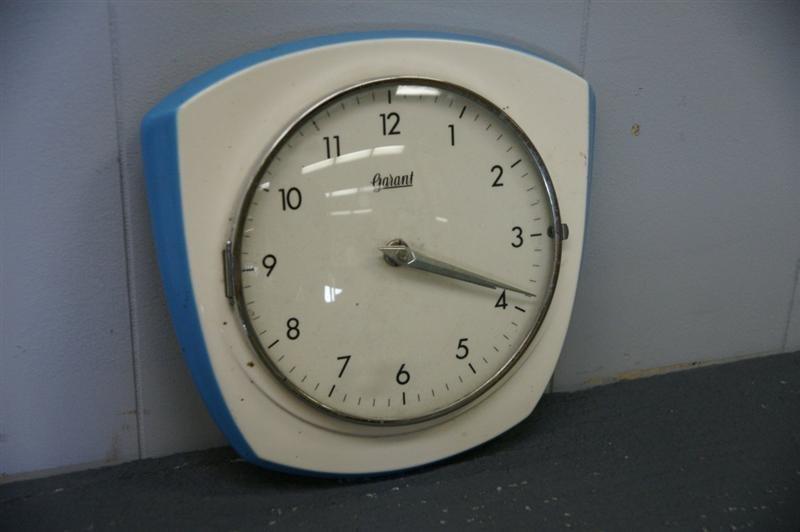Garant 50's Kitchen Clock