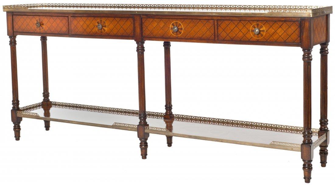 Kyros Sofa Table